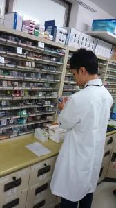 薬学生実務実習